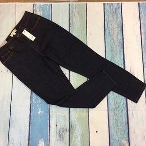 Harper Heritage High Rise Skinny Jeans 28